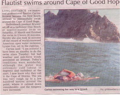 Cape Times Cape Point