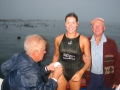 Preparing for False Bay crossing 2006