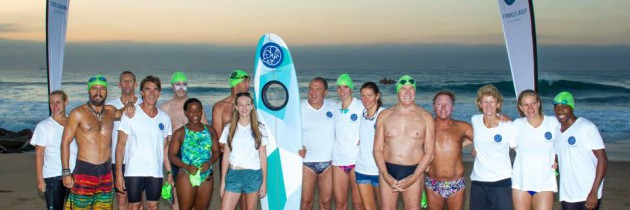 Four Elements Ocean Challenge – a new Durban swim route