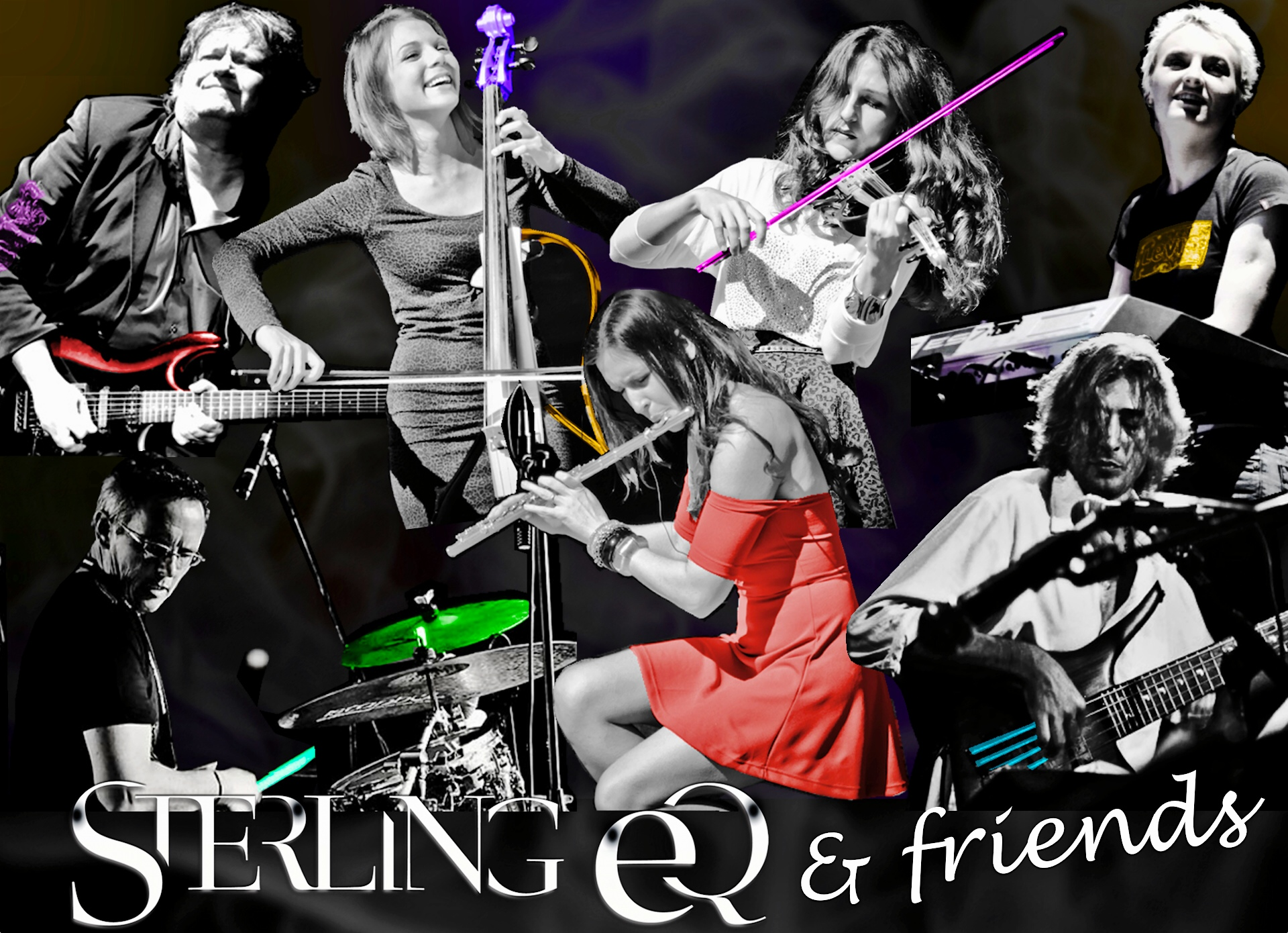 26 November: Sterling EQ & Friends at Oude Libertas