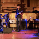Carina plays Jethro Tull's Bouree with Sterling EQ & Friends