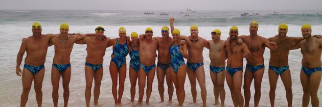SA's SEASONED OPEN WATER SWIMMERS ARE SET TO SUPPORT CHILD CANCER THROUGH EXTREME SWIM FOR HOPE