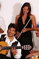 Flute & guitar / keyboard Jazz Duo