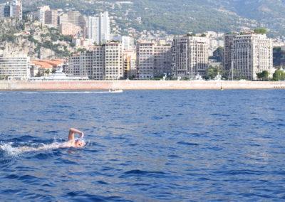 Approaching Monaco