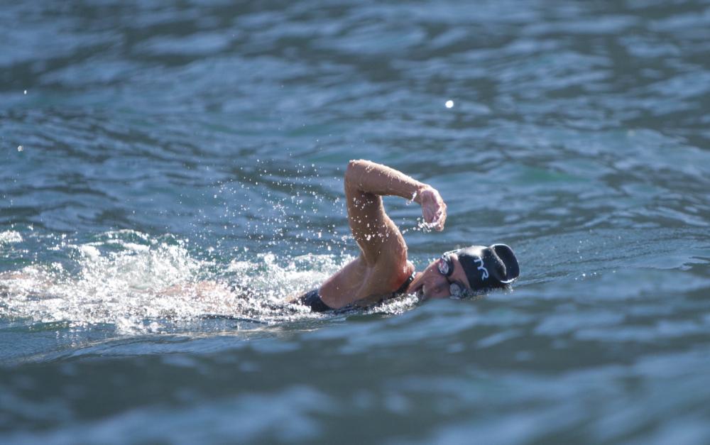 marathon swimmer